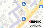 Схема проезда до компании Union KR Plus в Алматы
