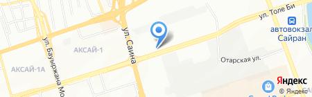 Fin Expert на карте Алматы