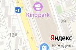 Схема проезда до компании Evim в Алматы