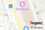 Схема проезда до компании Romano Botta в Алматы