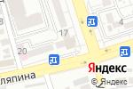 Схема проезда до компании Нур в Алматы