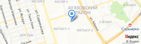 Happy Life на карте Алматы