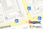Схема проезда до компании АТФ Банк в Алматы