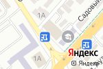 Схема проезда до компании Алмапотолок в Алматы