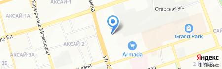 ЛПГруп ТОО на карте Алматы