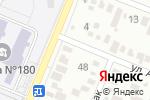 Схема проезда до компании Ак жол в Алматы