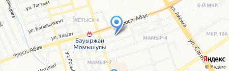 UHY SAPA Consulting на карте Алматы