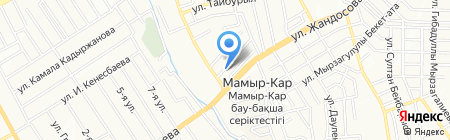 АвтоПрофи на карте Алматы