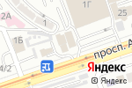 Схема проезда до компании UCMAS Kazakhstan в Алматы
