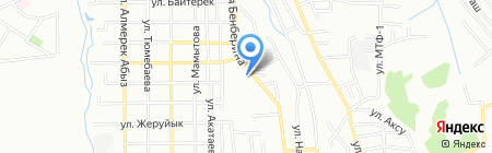 ГидроМастер на карте Алматы