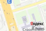 Схема проезда до компании Феникс в Алматы