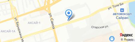 Wantong на карте Алматы