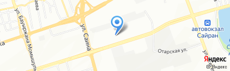 Monitoring System Group на карте Алматы