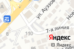 Схема проезда до компании HM Vehicle, ТОО в Алматы