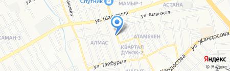 СЕЕ Автоматика на карте Алматы