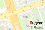 Схема проезда до компании Сфера плюс в Алматы