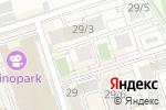 Схема проезда до компании Кербез в Алматы