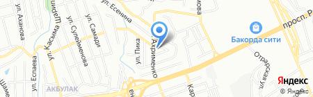 Mika на карте Алматы