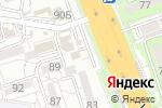 Схема проезда до компании Маргарита в Алматы