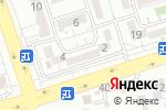 Схема проезда до компании Сункар в Алматы