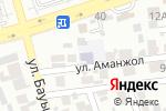Схема проезда до компании Зайка в Алматы