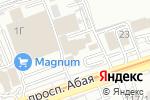 Схема проезда до компании КазЭлитЛомбард, ТОО в Алматы