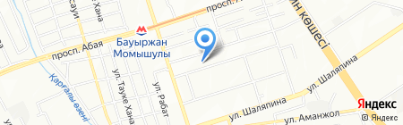 Vicom Plus на карте Алматы