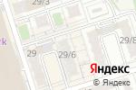 Схема проезда до компании FotoSphere в Алматы