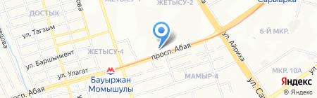 КазЭлитЛомбард на карте Алматы