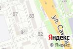 Схема проезда до компании Алмас Тic в Алматы