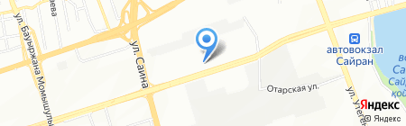 СК ПРОМЭнерго на карте Алматы