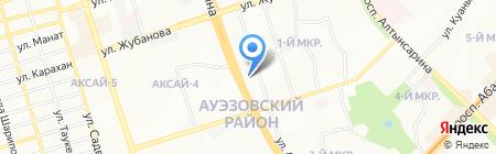 Berry`s на карте Алматы