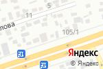 Схема проезда до компании City Lines KZ в Алматы