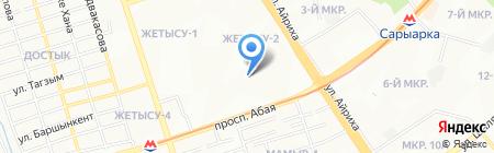 ФитоЦентр на карте Алматы