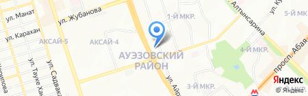 La Passion на карте Алматы
