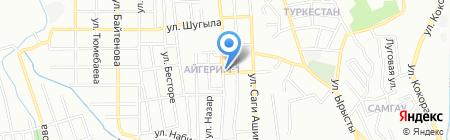 Биотрис на карте Алматы