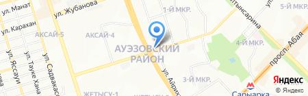 Art-Nomad на карте Алматы
