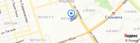 Play на карте Алматы