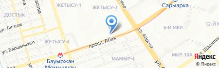 Relevant Torg на карте Алматы