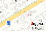 Схема проезда до компании ProПNВО в Алматы