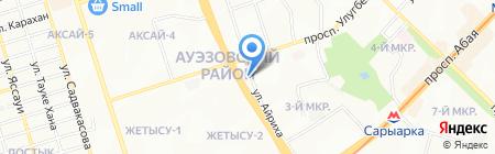 GRANDCOM на карте Алматы