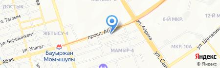 SLED Production House на карте Алматы