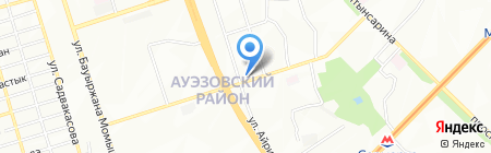 Zere на карте Алматы