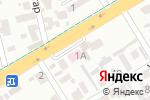 Схема проезда до компании Рада в Алматы