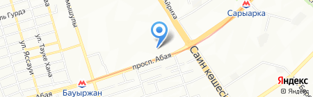 Classic на карте Алматы