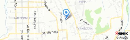 Stilbon на карте Алматы
