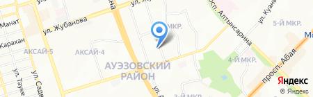 РемХолод на карте Алматы