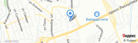 Библейская миссия на карте Алматы