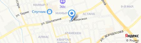 ABiTech на карте Алматы