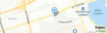 Olympic Sports на карте Алматы